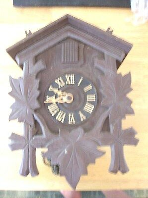 Cuckoo Clock   Parts Only