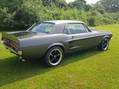 1967 Mustang restomod V8 and 5 speed coupe