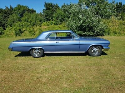 1962 Chevy Impala in glorious show ready condition