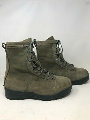 New! Men Belleville 655 USAF Extreme Cold Weather Insulated Boot (WIDE) Sage U12