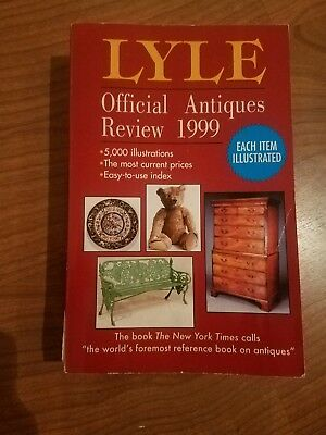 Lyle Official Antiques Review 1999, Curtis, Anthony, Good Book