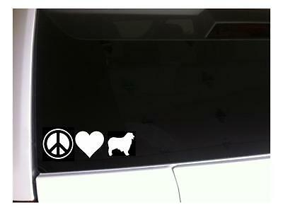 Bluegrass Decals C1141 Australian Shepherd Aussie Mom Dog Decal Sticker