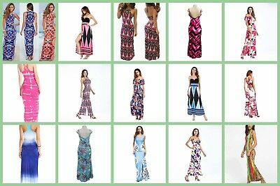 US Seller- wholesale lot of 30 boho women maxi dresses summer Hippie Merchandise