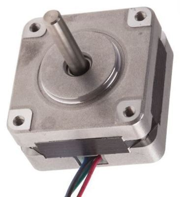 Rs pro Hybrid, Permanent Magnet Schrittmotor 1.8°, 65mNm, 2.64 V, 400 Ma, 4 Wi