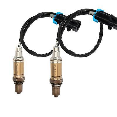 2 PCS O2 Oxygen Sensor Premium Upstream Downstream For Chevrolet Buick GMC SG272