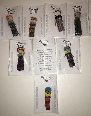 Large Worry Doll
