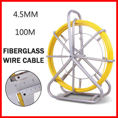 1000M Polywire Electric Fence Poly Wire Rope Polyrope 25PCS Insulators Durable