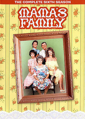Mamas Family The Complete Sixth TV Season (3-Disc DVD Set Season 6 Brand New