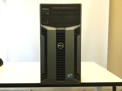 DELL POWEREDGE T710 SERVER - 2x 2.66GHz Quad Core Xeon Processor - 16GB RAM
