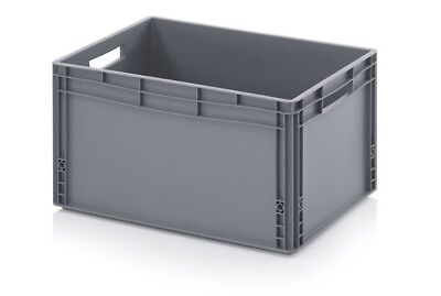 Euro Containers 60x40x32 66l Stacking Storage Box Eurobox Stackable 600x400x320