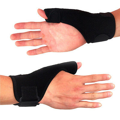 Wrist and Thumb Brace Support Splint for Carpal Tunnel Scaphoid SprainStrainA+: