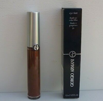 GIORGIO ARMANI Eye Tint fluid eye color film, #29 armani cruise, BrandNew in Box