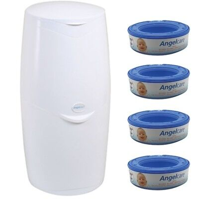 NEW Angelcare Starter Kit Nappy Disposal System