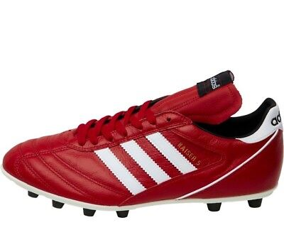finest selection c0877 d3ad2 Adidas Kaiser 5 Mens FG Classic Leather Football Boots Size 10 UK