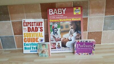 A Collection Of Parenting Baby Books