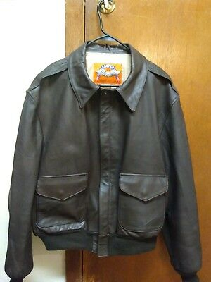 WWII COOPER A2 Leather Jacket