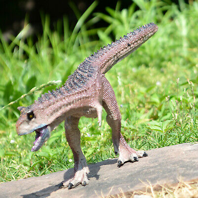 Kids Realistic Dinosaurs Allosaurus Figure Jurassic Prehistoric Animal Model Toy