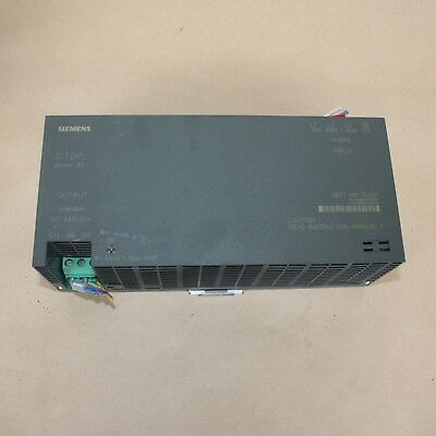 Siemens SITOP power 20 1P 6EP1436-2BA00 IN 400-500V OUT 24V DC 20A Supply PLC