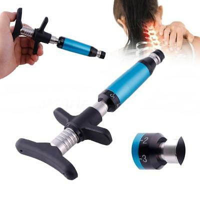 Chiropractic Instrument Spine Activator 6 Level Back Therapy Massage Tool Pop