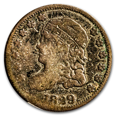 1829 Capped Bust Half Dime Good - SKU#172972