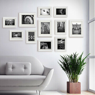 11 23 26PCS Photo Frame Set Large Picture Wall Art Gift Home Decor Collage