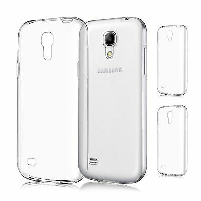 Slim Clear Soft Silicone Transparent Case Cover For Samsung Galaxy S4 S4 Mini