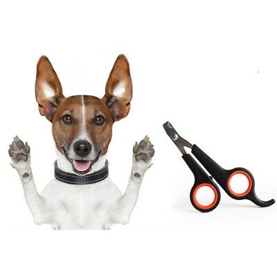US Pet Dog Cat Paw Nail Scissor Clipper Grooming Bird Toe Claw Trimmer Nail Care