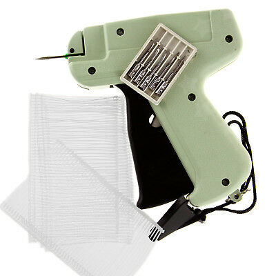 "Regular Clothing Price Lable Tagging Tag tagger Gun W/ 1000 3"" Barbs 5 Needle"