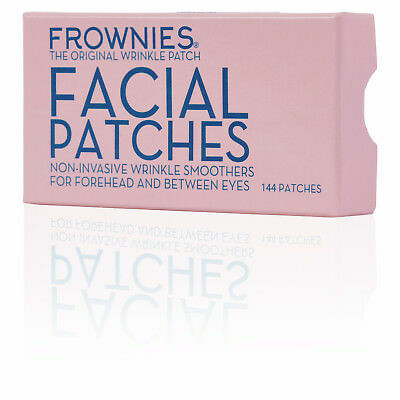 2 x Frownies for Forehead & Between Eyebrows 144 patches