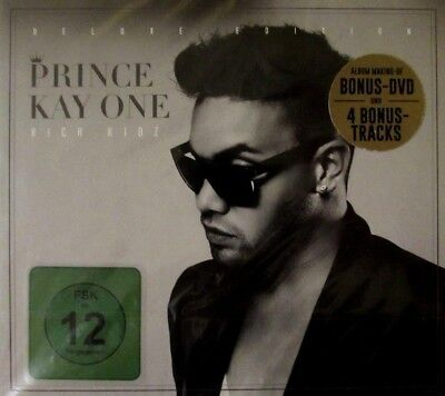 Prince Kay One - Rich Kidz - Deluxe Edition (CD + DVD)