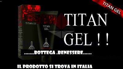 TITAN GEL 50 ml - modo efficace per ingrandire il pene,  100% ORIGINAL