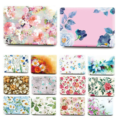 Rubberized Hard Shell Laptop Case Cover Macbook Air/Pro/Retain 11/12/13/15 In