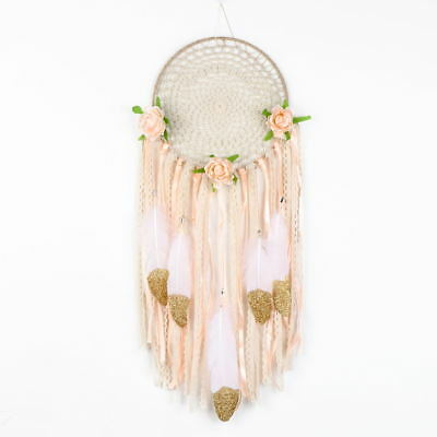 10x Large Boho Dream Catcher Dreamcatcher Wall Hanging Decoration Craft Ornament
