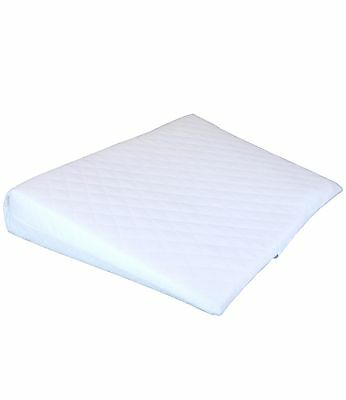BabyPrem 60 x 36cm Baby Cot Wedge Pillow for Anti - Reflux Congestion Colic