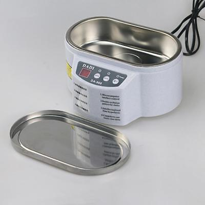 30W 50W Mini Ultrasonic Cleaner Bath For Cleaning Necklace Glasses Circuit Board