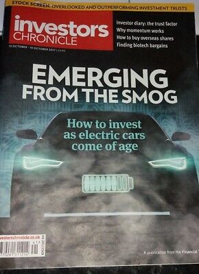Emerging from the Smog, Investors Chronicle, 13 - 19 October 2017