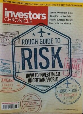 Rough Guide to Risk, Investors Chronicle, 17 - 23 November 2017