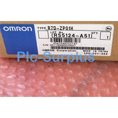 Omron New In Box the drive R7D-ZP01H One year warranty R7DZP01H