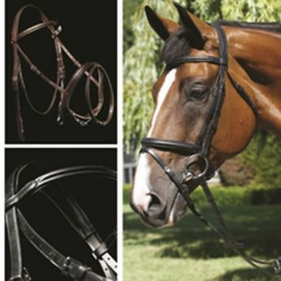 Mark Todd Bridle Performance Flash Full - Havana - Tod893257