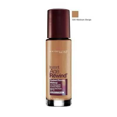 Maybelline Instant Age Rewind Foundation SPF18 300 Medium Beige 30ml