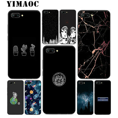 For Honor 8 Y6 P20 Mate 10 Lite Pro Huawei Smart Case Phone Silicone  N2528