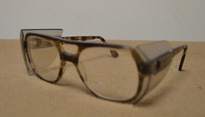 Vintage Fendall Fend-All Safety Glasses Z87 Steampunk Motorcycle
