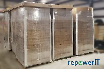 """Wholesale Lot of 625 A Grade 17"""" LCD Monitors With Stands, Dell, Lenovo, HP"""
