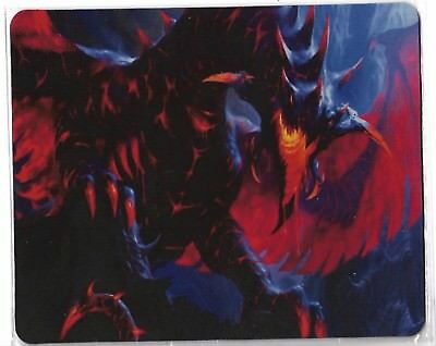 Creature Of Myth & Legend RED DRAGON Mouse Pad Design For Computer PC Desk