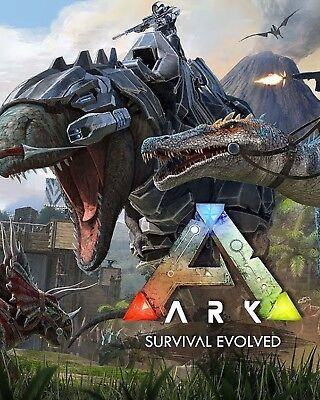 ⭐ARK: Survival Evolved-PC-Steam--ACCOUNT--EU--Blitzversand--Dt.Händler--TOP-NEU⭐
