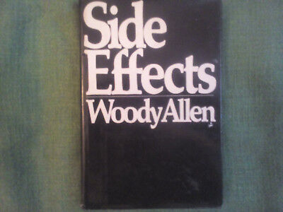 WOODY ALLEN - Side Effects - RANDOM HOUSE - Englische Ausgabe