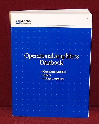 1993 National Semiconductor Operational Amplifiers Databook