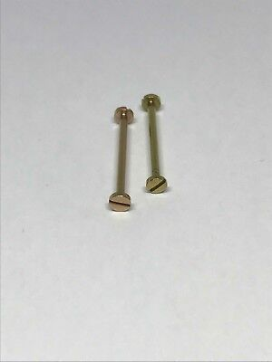 Michael Kors Watch Repair Pin Screw Lug Bar Fit  Skylar MK6065 MK6282 UK -Seller