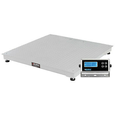 """48"""" x 48"""" Pallet Scale, 5000 Lb Capacity, Lot of 1"""