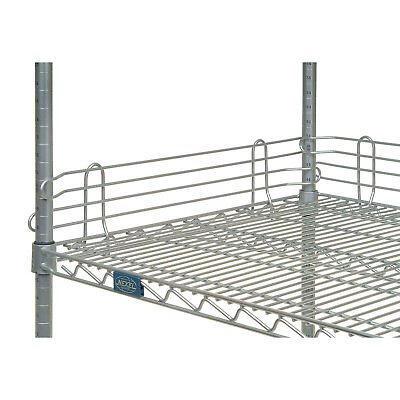 """Ledge for Wire Shelves, 54""""L X 4""""H, Lot of 1"""